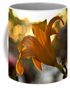 Bubble Blowing Flower Coffee Mug