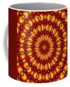 Bubble Clock Coffee Mug