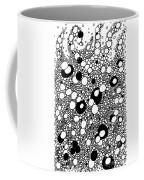 Bubble Doodle Coffee Mug