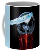 Bubble In A Glass Coffee Mug