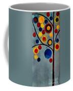 Bubble Tree - Dps02c02f - Left Coffee Mug