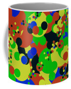 Bubbles 4 Coffee Mug