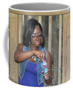 Bubbles 5  Coffee Mug