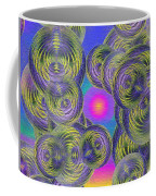 Bubbles In The Mist Coffee Mug