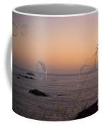 Bubbles On The Beach Coffee Mug