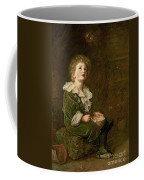 Bubbles Coffee Mug by Sir John Everett Millais