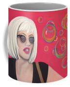 Bubbles Coffee Mug
