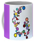 Bubbles2 Coffee Mug