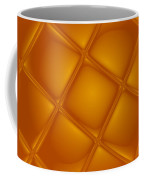 Bubbling Amber Coffee Mug