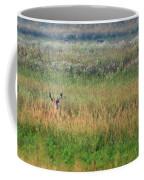 Buck In Field Coffee Mug