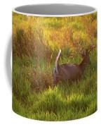 Buck On The Run  Coffee Mug