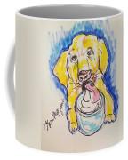 Buckett List For Dogs Coffee Mug