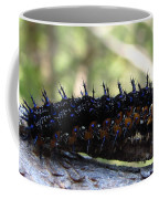 Buckeye Caterpillar Coffee Mug