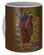 Buckeye In The Barnyard Coffee Mug