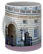 Buckingham Palace Guards Coffee Mug