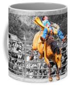 Buckingout Coffee Mug