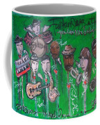 Buckner Funken Jazz Coffee Mug