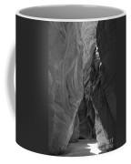 Buckskin In Black And White Coffee Mug