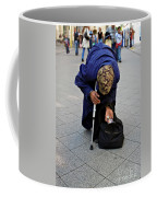 Budapest Beggar Coffee Mug