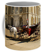 Vienna Buggy Man Coffee Mug