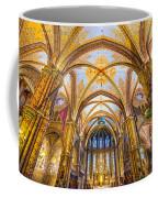 Budapest - Mathias Cathedral Coffee Mug