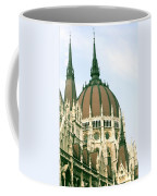 Budapest Parliment Coffee Mug