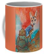 Buddha And The Divine Kit Fox No. 1373 Coffee Mug