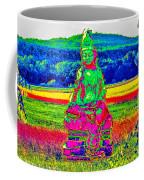 Buddha Dreaming Coffee Mug
