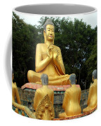 Buddha In Cambodia Coffee Mug