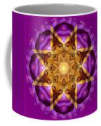 Buddha Mandala Coffee Mug