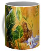 Buddha Sculp Coffee Mug