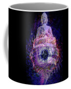 Buddha Spinning In A Merkaba Coffee Mug