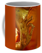 Buddhism Symbols Coffee Mug