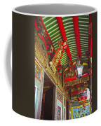 Nord Hoi Temple Ceiling Coffee Mug