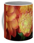 Budding Dahlia Coffee Mug