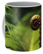 Budding Fern Coffee Mug