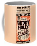 Buddy Holly Coffee Mug