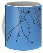 Buds And The Blue Sky Coffee Mug