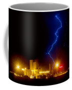 Budweiser Lightning Strike Coffee Mug