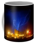 Budweiser Powered By Lightning Coffee Mug