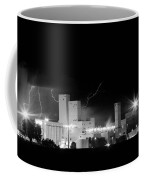 Budwesier Brewery Lightning Thunderstorm Image 3918  Bw Coffee Mug