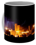 Budwesier Brewery Lightning Thunderstorm Image 3918 Coffee Mug by James BO  Insogna