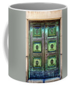 Buenos Aires Church Crypt Door Coffee Mug