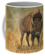 Buff Buffalo  Coffee Mug