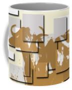 Buffalo 5 Coffee Mug