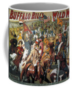Buffalo Bill: Poster, 1908 Coffee Mug