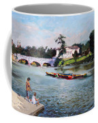 Buffalo  Fishing Day Coffee Mug