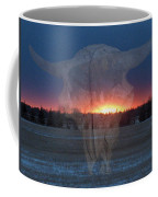 Buffalo Ghosts Coffee Mug