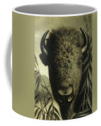 Buffalo Head Coffee Mug