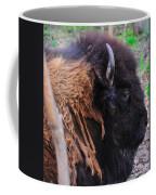 Buffalo Head Coffee Mug